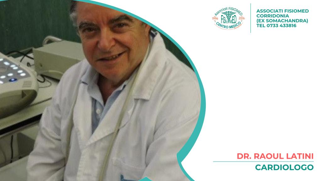 DR. RAOUL LATINI CARDIOLOGIA FISIOMED CORRIDONIA