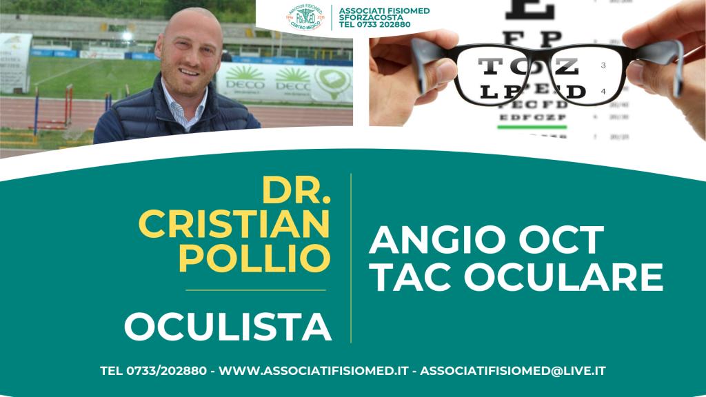 angio tac oct oculare dr pollio fisiomed sforzacosta corridonia